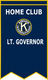 1319     - home club banner Lt.-Gov poly