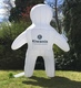330094   - Inflatable Kiwanis Doll /ligh